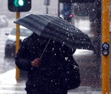 A swathe of warnings have been issued across the country as the school holidays end with a storm...