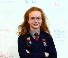 Kavanagh College year 9 pupil Tobias Devereux has won the University of Otago junior maths...