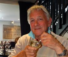 The late Willie Grey at Queenstown's Botswana Butchery restaurant, which honoured his memory  by...