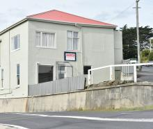 The Highcliff Rd property at the centre of a dispute between its owner and the Dunedin City...