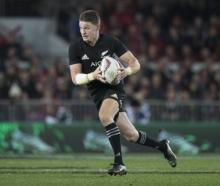 Beauden Barrett. Photo NZ Herald
