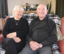 Oamaru couple Marian and Stuart Renalson prepare to celebrate their 60th wedding anniversary...