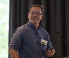 University of Otago economics researcher Trenton Smith. Photo: Gregor Richardson