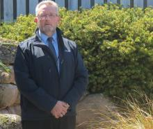 Otago Corrections intelligence officer Neil Jones-Sexton has served the department for 29 years....
