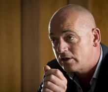 Fonterra chief executive Theo Spierings. Photo: NZ Herald