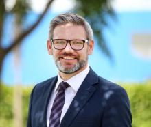 Minister for ACC Iain Lees-Galloway. Photo: Hawke's Bay Today
