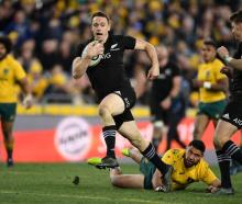 Ben Smith should start for the All Blacks, although in which position is up for debate. Photo:...