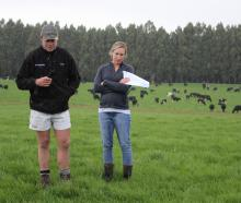 Southland Ballance Farm Environment Award supreme winners Ryan and Abby Moseby talk about...