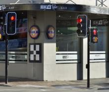 David Baker (36) stole more than $5000 from Dunedin's Cafe Rue while working as a duty manager....