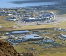 Queenstown Airport. Photo: ODT