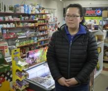 Stadium Store co-owner Addie Zhang's worst fears were realised on Sunday evening when her...