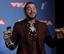 Post Malone's private jet landed safely after two of its tyres blew during takeoff on Tuesday....