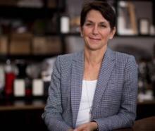 a2 Milk chief executive Jayne Hrdlicka. Photo: NZ Herald