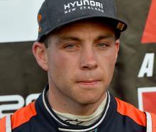 Hayden Paddon