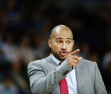 Breakers coach Kevin Braswell. Photo: Getty