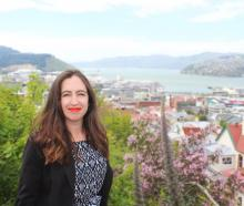 Newly appointed broker for the re-launched Dunedin Dream Brokerage, Kate Schrader, is looking...