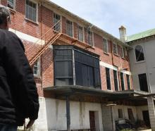 Dunedin survivor Steve revisits the former St Joseph's Boys Home, once run by the Sisters of...