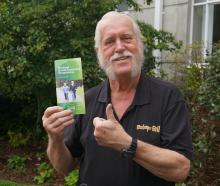 Dunedin man Tony Cummings is happy and healthy after having bowel cancer detected and...