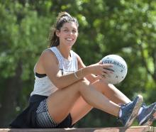 Dani Gray's recovery from a serious knee injury during last year's ANZ Premiership is going well....
