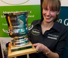 Ellen Watt (23), of Waitaki Orchards, near Kurow, will represent Central Otago at the national...