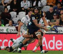 Jackson Hemopo is due to return from injury to face the Bulls and the Waratahs in the Highlanders...