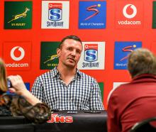 Aaron Mauger hit out at South African referee Rasta Rasivhenge in the wake of their late loss to...