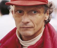 Niki Lauda in 1980. Photo: Getty