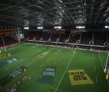 The ORFU, along with Dunedin Venues, is looking to host a test against Northern Hemisphere...