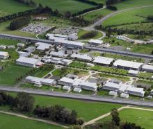 The Otago Corrections Facility near Milton. Photo: ODT files