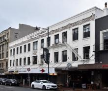 Developers have been granted consent for a proposed hotel in Allbell Chambers, in Stuart St....