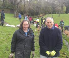 GirlGuiding New Zealand Russley guide unit team leader Kimberley Washington of GirlGuiding New...