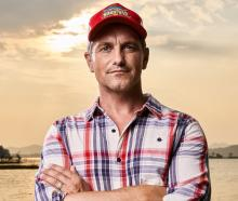 Survivor NZ host Matt Chisholm. Photo: Supplied