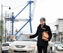 Dunedin mayor-elect Aaron Hawkins says hitchhiking to work from his Port Chalmers home is more...