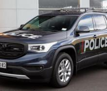 The new armed unit will involved Holden Acadia patrol SUVs. Photo: Supplied