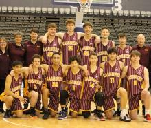 Cashmere High School managed their best ever result at a national basketball competition by...