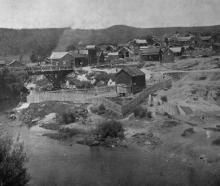 Whakarewarewa, Rotorua, Hot Lakes District. - Otago Witness, 21.10.1919.