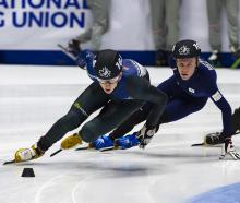 Ethan de Rose will aim to be out and front again when he competes at the 2020 Winter Youth...