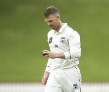 Lockie Ferguson proved his red-ball credentials with a brutal spell for Auckland against...
