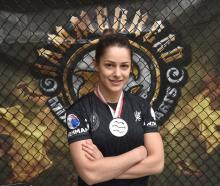 Otago martial artist Hannah Dawson won her second world championship gold in Bahrain last week....