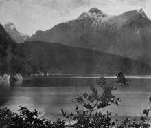 Lake Manapouri. - Otago Witness, 11.11.1919.