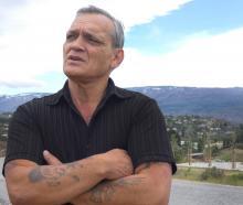 Alexandra man Toni Jarvis has grave concerns around the increasing presence of methamphetamine in...
