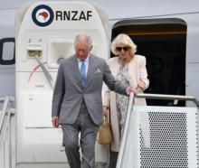 Prince Charles and Duchess Camilla arrive in Christchurch tomorrow.