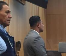 Tolu Ma'anaiama, 33, is standing trial at the High Court in Christchurch accused of attempting to...