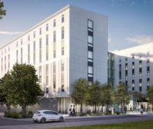 Businesses interested in operating a new residence hall at Canterbury University must prove they...
