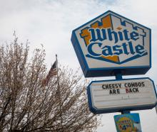 As the jurists were walking to a White Castle restaurant after having drinks, the occupants of a...
