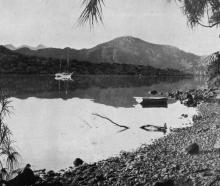 Facile Harbour, Dusky Sound. — Otago Witness, 9.12.1919.