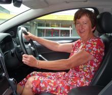 Ashburton Community Driver Mentor Programme co-ordinator Heather Daly is encouraging volunteer...