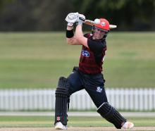 A knock of 120 from Black Caps batsman Henry Nicholls helped Canterbury to a four-run win over...