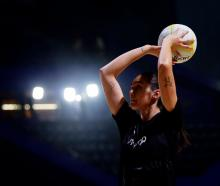 Silver Ferns captain Ameliaranne Ekenasio. Photo: Getty