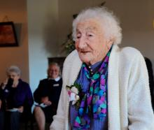 Margaret Begg passed away aged 103. Photo: Shelley Topp